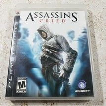 Assassin's Creed (Sony PlayStation 3, 2007) Used Condition Free Shipping  - $25.73