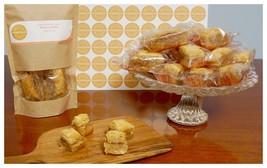 Greek Handmade Sweet Dessert Baklava Bites With Almond 800gr ( 28.22oz ) - $24.83