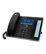 AudioCodes UC445HDEG VOIP Phone POE - 4.3 Inch Color Multi-Lingual LCD S... - $201.51