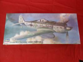 Focke-Wulf Fw190A-6 Night Fighter Plastic Model - $29.69
