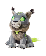 "World of Warcraft Mischief Plush Pet ONLY Glow in the Dark 8.5"" Tall - B... - $68.99"