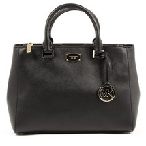 Black One Size Michael Kors Womens Handbag Kellen 35S6GS0T2L Black - $340.27