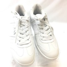 Fila Womens Sneakers Shoes White Leather  SIZE 9M Duet - $34.16