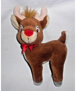 Applause Rudolph the Red Nosed Reindeer Christmas Plush Stuffed Animal - $14.34