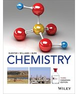 Chemistry, Third Canadian Edition [Hardcover] Gregory M. Williams; Rober... - $112.42