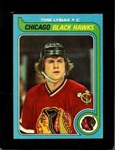 1979-80 Topps #41 Tom Lysiak Nm Blackhawks *X5102 - $2.72