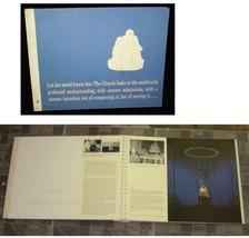 1964 New York World's Fair Vatican Pavilion A Chronicle Book - $34.99