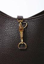 Vintage Hermes Trim 31 Buffalo Shoulder Bag image 4