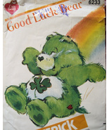 Butterick 6233 Care Bear Lucky Vintage Sewing Pattern Craft  - $9.95