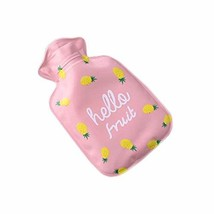 Winter Cartoon Mini Cute Hot Water Bottle Water Injection Hot Hand Treas... - $14.94