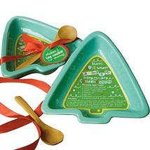 "Grandma And Me Tree-Shaped Cookie Dish w/Sugar Cookie Recipe (6.5"") - $7.84"