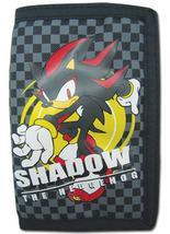 Sonic The Hedgehog: Shadow Velcro Wallet GE2423 NEW! - $23.99