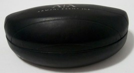 AX Armani Exchange Authentic Hard Glasses Case-Black image 2