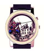 SpiderMan, Fossil Marvel Artwatch, Push Button Dial Light, New Unworn Wa... - $97.86