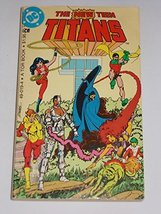 The New Teen Titans (DC Super-Heroes) [Paperback] Marv Wolfman; George Perez; Ro - $21.29