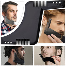 Men's Beard Shaping Styling Template Beauty Tools Styling The Beard Shap... - $4.79