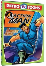 Retro TV Toons Action Man Complete Series DVD Set TV Show Collection Ani... - $25.73
