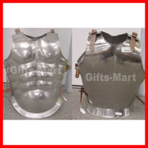 BRUSTPANZER MUSKEL RÃœSTUNG GLADIATOR Ritter Helm, Medieval Armour Chest... - $92.99