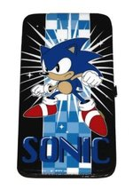 Sonic The Hedgehog: Sonic Ready! Hinged Style Wallet Brand NEW! - $19.99
