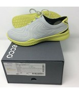 ECCO S-Drive Spikeless Golf Shoe Gray HydroMax Water Repellent Mens Size... - $74.25