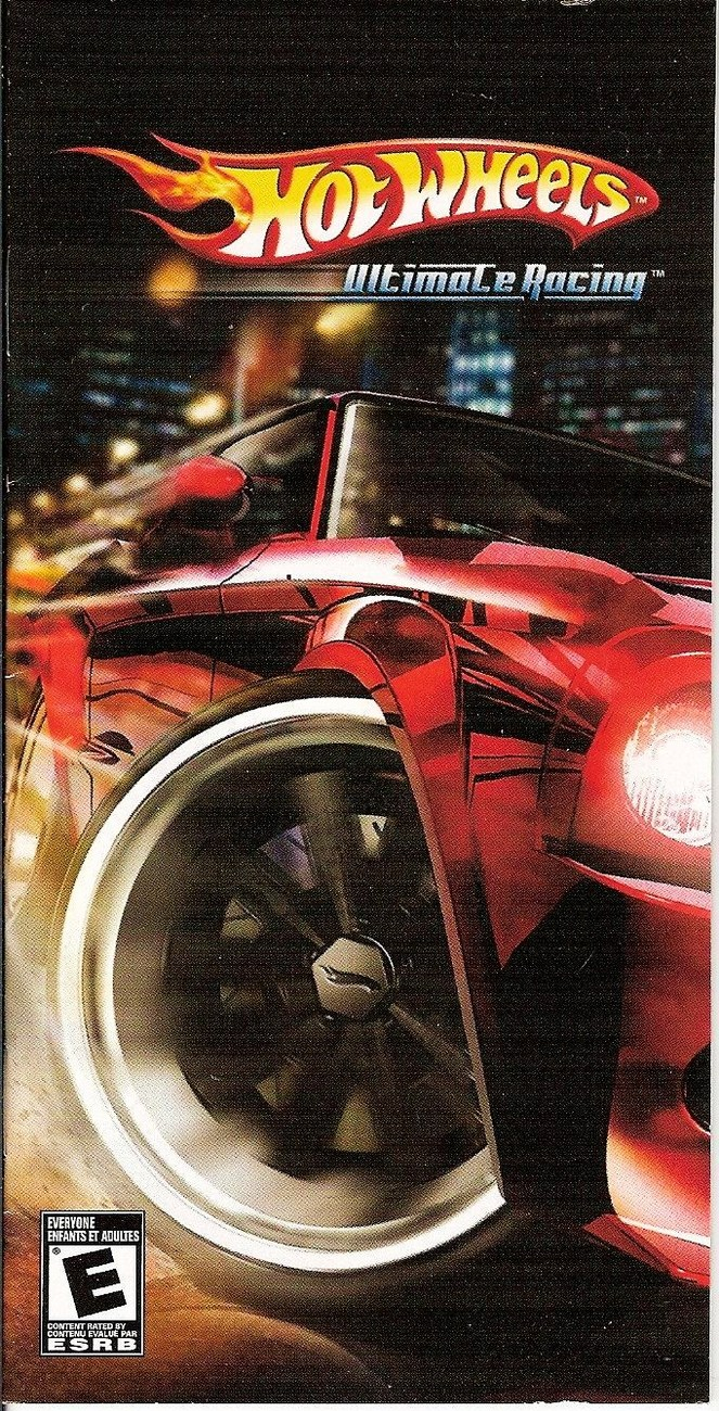 Hot Wheels: Ultimate Racing PSP video game Sony 2007