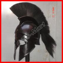 KORINTHER HELM Rüstung Ritterhel Troja  Medieval Corinthian Helmet,Ritt... - $49.99