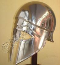 KORINTHER HELM Rüstung Ritterhelm Medieval Corinthian KnighHelmet Greek... - $42.00