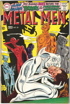 Metal Men Comic Book #30 DC Comics 1968 VERY FINE- - $27.00