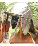 LOBSTER POT CROMWELL HELMET ENGLISH CIVIL WAR ECW Medieval,Armor Fantasy... - $59.00