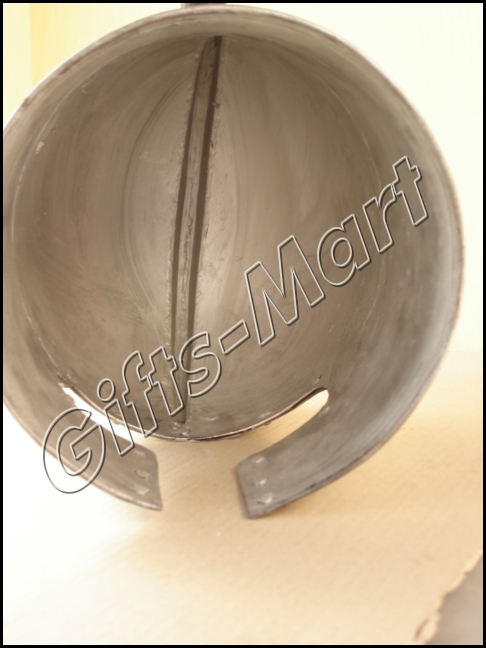 Medieval Barbuta Helmet, Reenactment Armor Barbute Helm, Ancient Collecitble Sca