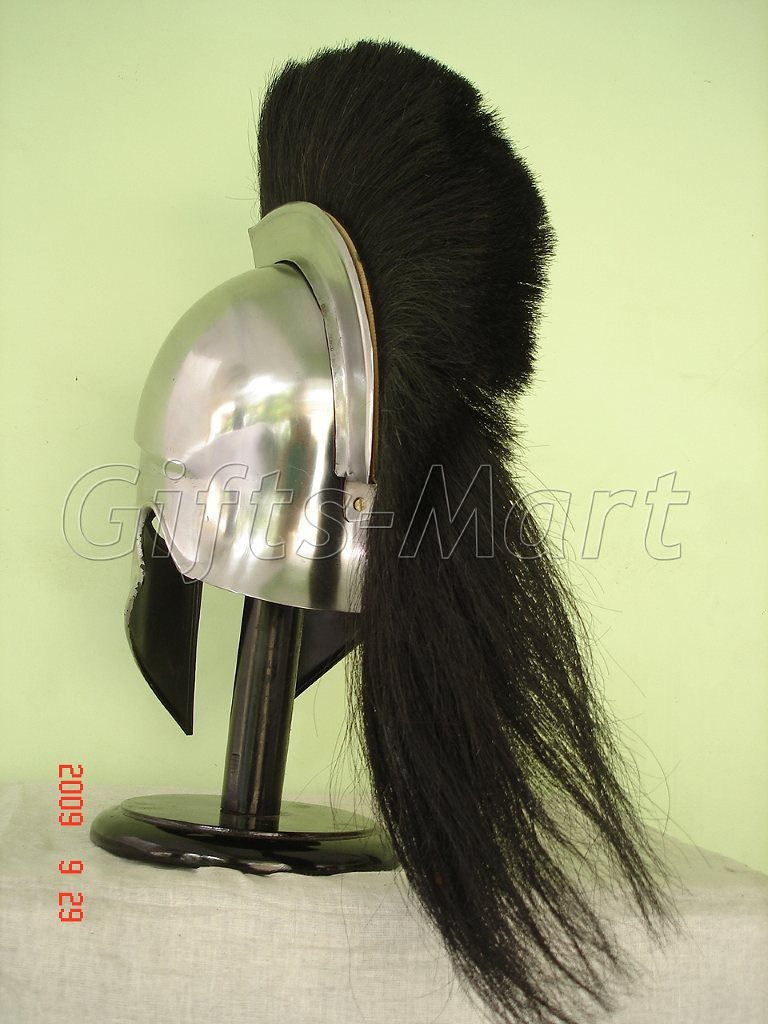 Medieval Greek Corinthian Helmet Roman Armor Helmets NB Fancy unique Dress Gifts