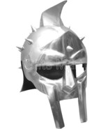 Medieval Roman Gladiator Maximus Helmet Armor, Adult size Fully Wearable... - $82.99