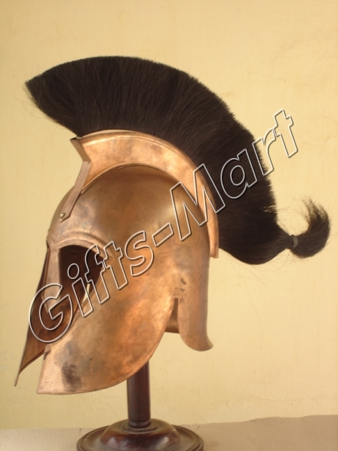 TROY HELMET Medieval Military ARMOUR, Collectible Troy Trozan Armor Cost