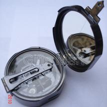 Vintage Brass Brunton Compass Antique Maritime,Reproduction Marine Nauti... - $29.00