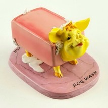 Pig Invasion Hog Wash Figure Character Collectibles Figurine - $18.99