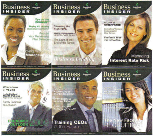 6) BUSINESS INSIDER-TRAINING CEOs;RECRUITING;BUSINESS LENDING;CAPITAL MANAGEMENT