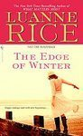 The Edge of Winter by Luanne Rice-2007 Paperback.-Rhode Island's South County