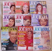 LADIES HOME JOURNAL JAN-OCT.1999-(9)ISSUES-PRINCE WILLIAM;JFK KENNEDY FA... - $24.99