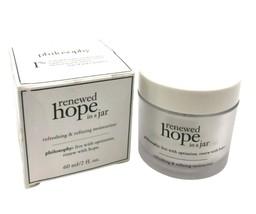 Philosophy Renewed Hope In A Jar Refreshing and Refining Moisturizer - 2oz - $22.95
