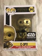 Funko POP! Star Wars C-3P0 Smuggler's Bounty Exclusive #341 - $19.95