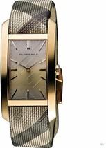 Burberry BU9408 Square Case Rose Gold Tone Women's Watch - $193.05
