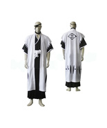 Bleach 11th Division Captain Zaraki Kenpachi Cosplay Costume - $83.00