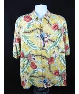 Men's Vintage Tommy Bahama Camp Hawaiian Shirt ... - $52.00