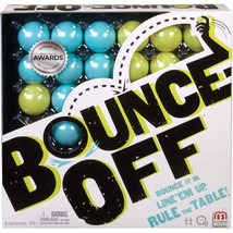 Bounce-Off Challenge Pattern Game for 2-4 Players CBJ83 NEW - $24.99