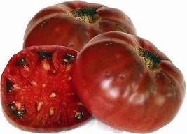 50 Pcs Cherokee Purple Tomato Seeds, Heirloom Tomato Seeds, Unusual Look... - $13.99