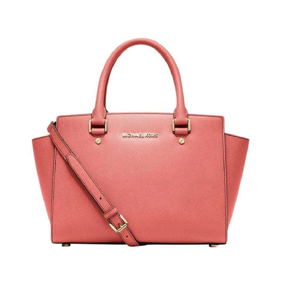 1a7832c662a5 New Michael Michael Kors Women Selma Medium Satchel Bag Variety Colors -  $241.99