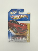 Hot Wheels 2012 New Models 2013 Viper Srt Red Factory Sealed - $8.00