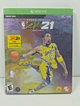NBA 2K21 Mamba Forever Edition - Microsoft Xbox One Video Game with Slipcover - $26.72