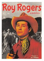 1992 Arrowpatch Roy Rogers Comics Trading Card #39 > Trigger > Happy Trail - $0.99