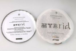 """Seletti CtrlZak East West 7.6"""" Bone China Porcelain Hybrid Collection Bauci Bowl image 8"""